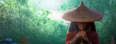 'Raya y el último dragón': primer tráiler y póster oficiales de la próxima película de Disney a estrenarse en cines en 2021