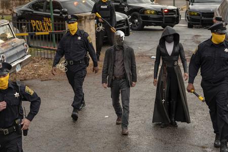 Watchmen Policia Tulsa