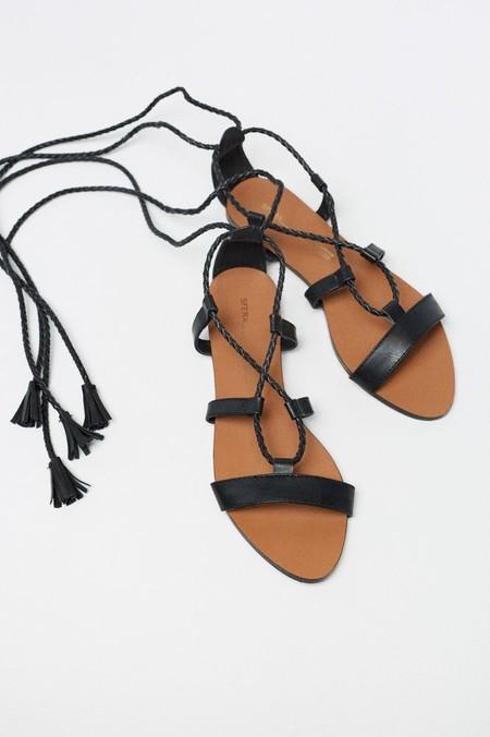 sandalias gladiadora