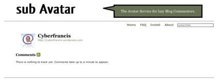 Sub Avatar, la competencia de Gravatar
