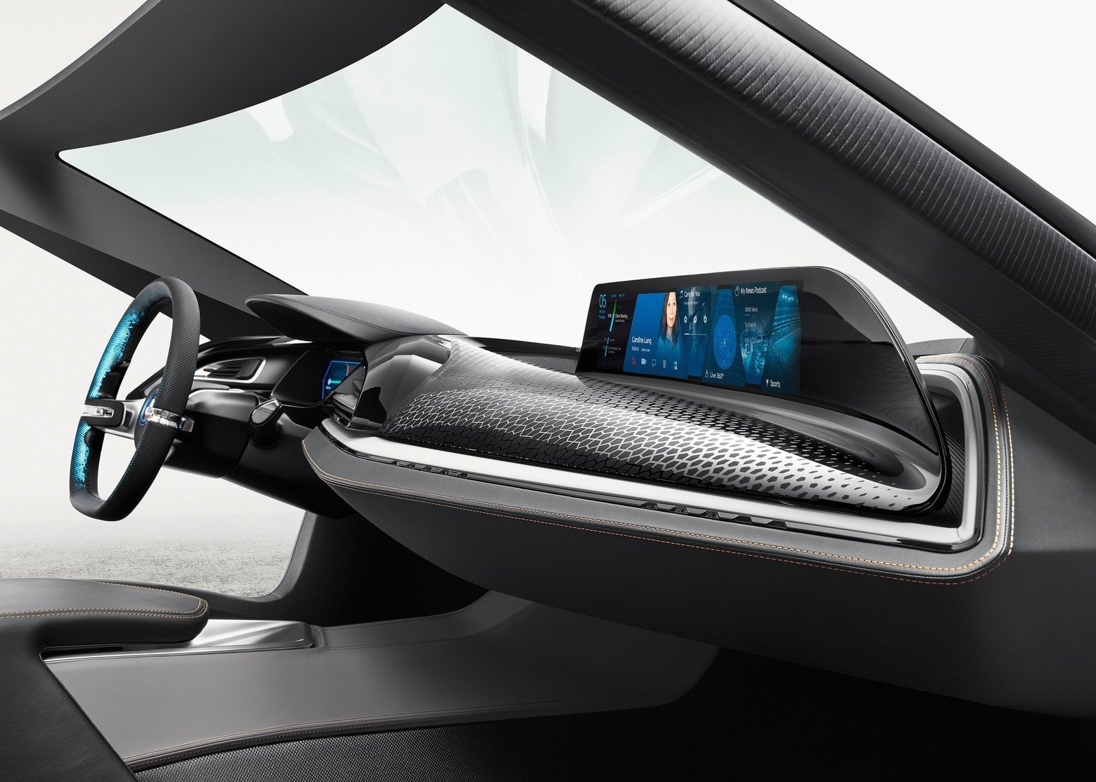 Foto de BMW i Vision Future Interaction Concept (10/19)