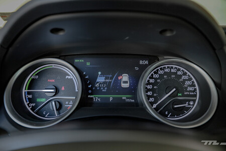 Toyota Camry Hybrid 2021 Prueba De Manejo Opiniones 89