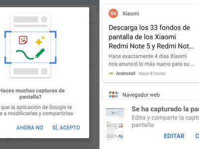 La app de Google Beta añade su propio editor de capturas de pantalla: así lo puedes probar