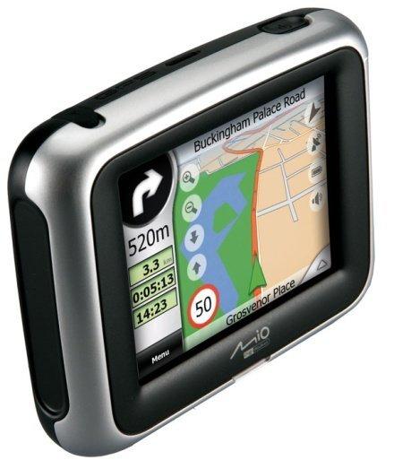 GPS Mio C250