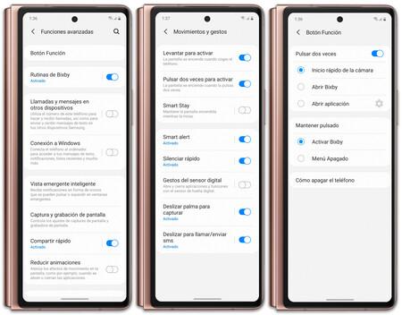 Samsung Galaxy Z Fold 2 04 Funciones Avanzadas