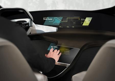 BMW HoloActive Touch, de las películas a la realidad