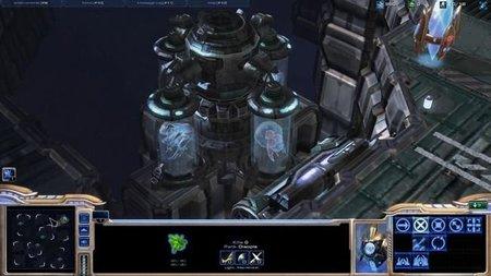Cameo del Metroid en el Starcraft II