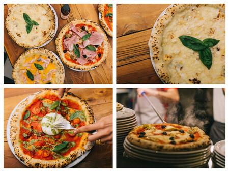 Pizzas Variadas
