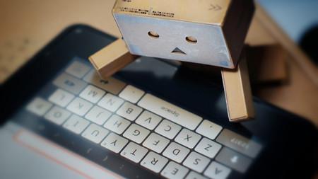 Teclado en las tablets para ser más productivos