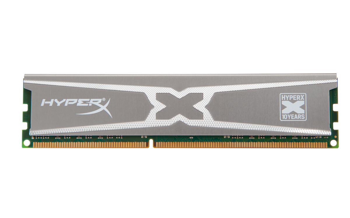 Foto de Kingston HyperX RAM 10th Year Anniversary Edition (4/4)