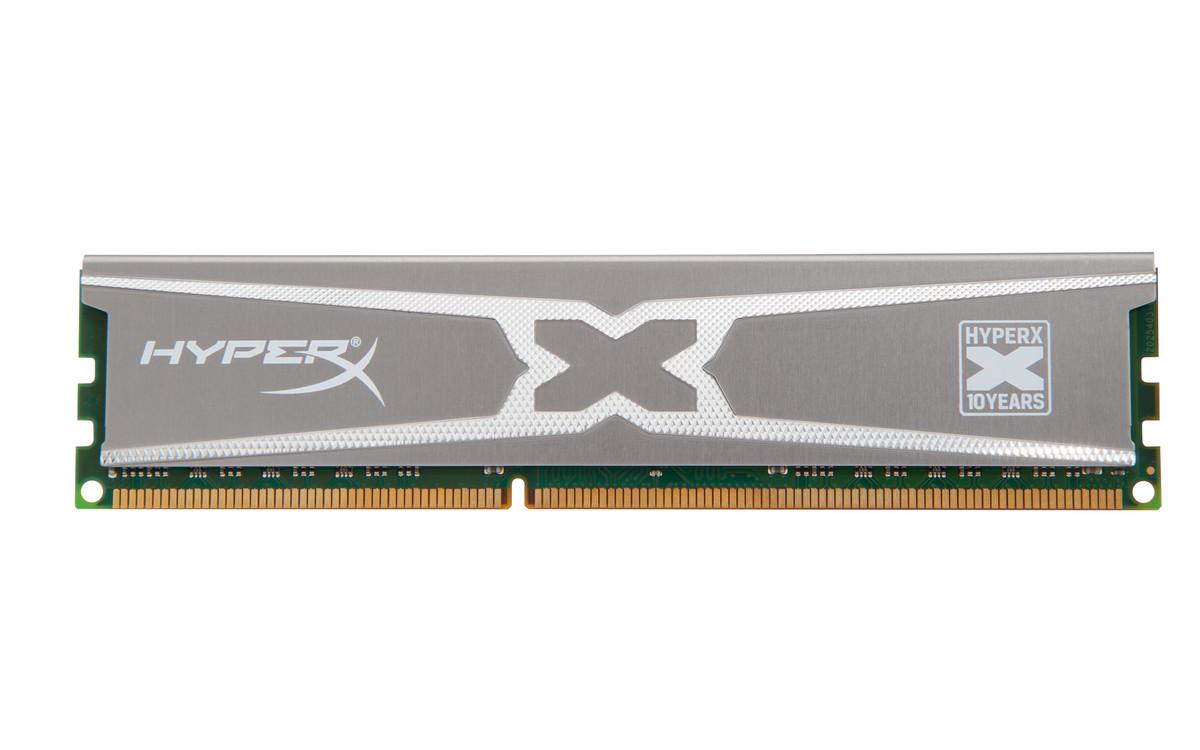 Kingston HyperX RAM 10th Year Anniversary Edition