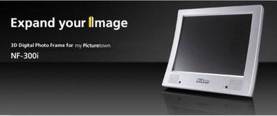 Nikon se apunta al carro de los marcos digitales 3D