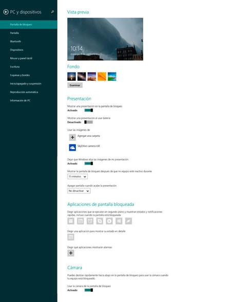 Windows 8.1, de cerca