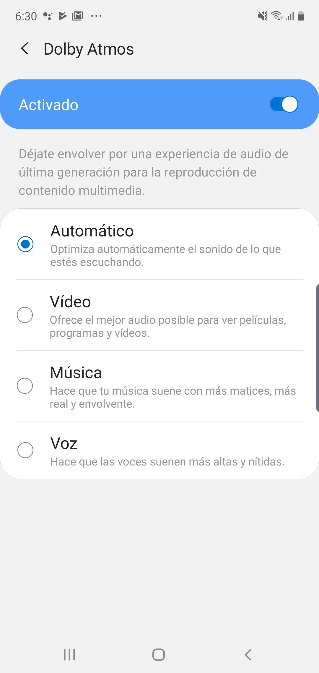 OneUI en Galaxy Note 10