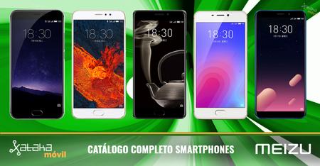 Meizu M6s, así encaja dentro del catálogo completo de smartphones Meizu en 2018
