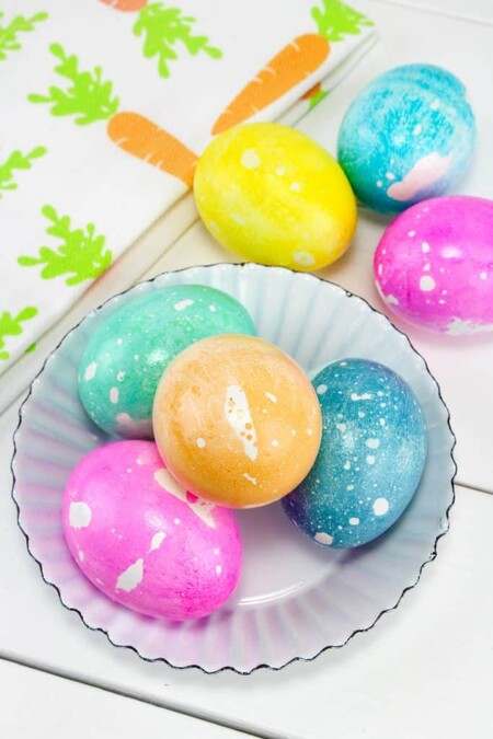 Manualidades Ninos Decorar Huevos Pascua 08