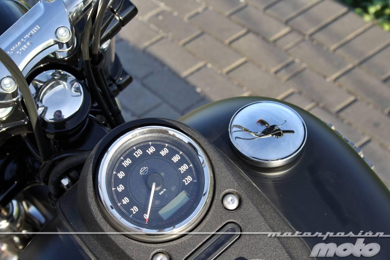 Foto de Harley Davidson DYNA Street Bob, prueba (valoración, ficha técnica y galería) (3/35)