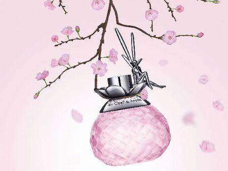 Féerie Spring Blossom,el nuevo perfume de Van Cleef & Arpels para las hadas