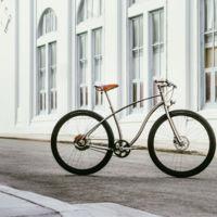 Esta es la bici eléctrica más bonita y ligera que vas a ver