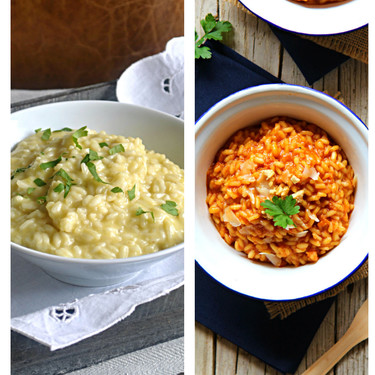 Las 24 mejores recetas de risotto de Directo al Paladar