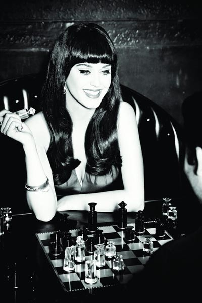 Katy Perry by ghd