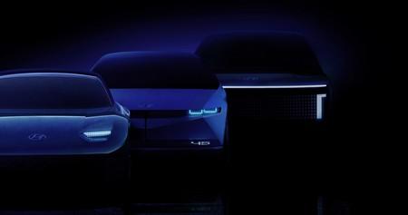 Ioniq Nueva Marca De Autos Electricos 1