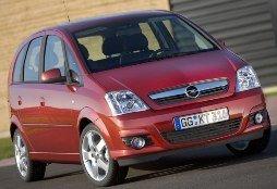 Rediseño del Opel Meriva