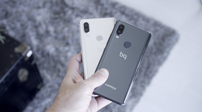 BQ Aquaris X2 y Aquaris X2 Pro, primeras impresiones:  la nueva generación gana puntos en diseño, equipo fotográfico y Android One