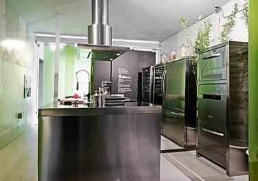 Casa Decor Barcelona 2009. La casa del chef, de Héctor Ruiz Velazquez