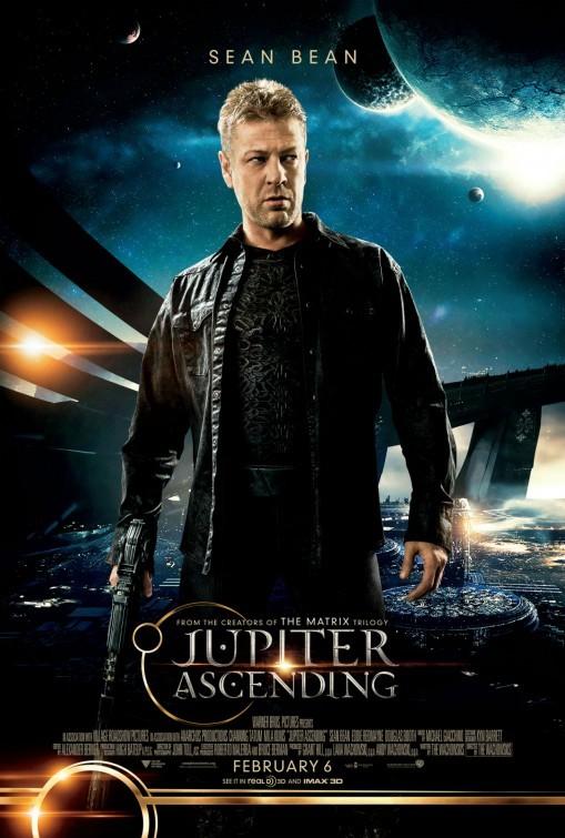 Foto de Carteles de 'El destino de Júpiter' (14/14)