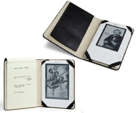 Funda Moleskine para el lector de ebooks Kindle