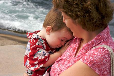 El amor materno mejora el cerebro del niño