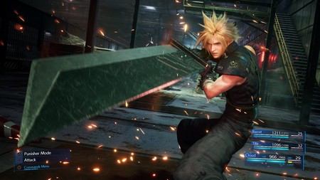 Final Fantasy VII Remake - Avance