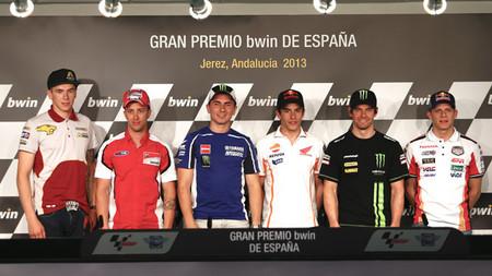 "MotoGP España 2013: las preguntas ""absurdas"" no son patrimonio nacional"