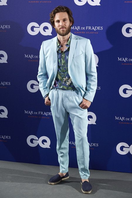 Alex Hafner Gq Incontestables Awards 2019 In Madrid