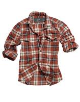 Camisas tartán, una de las tendencias este Otoño