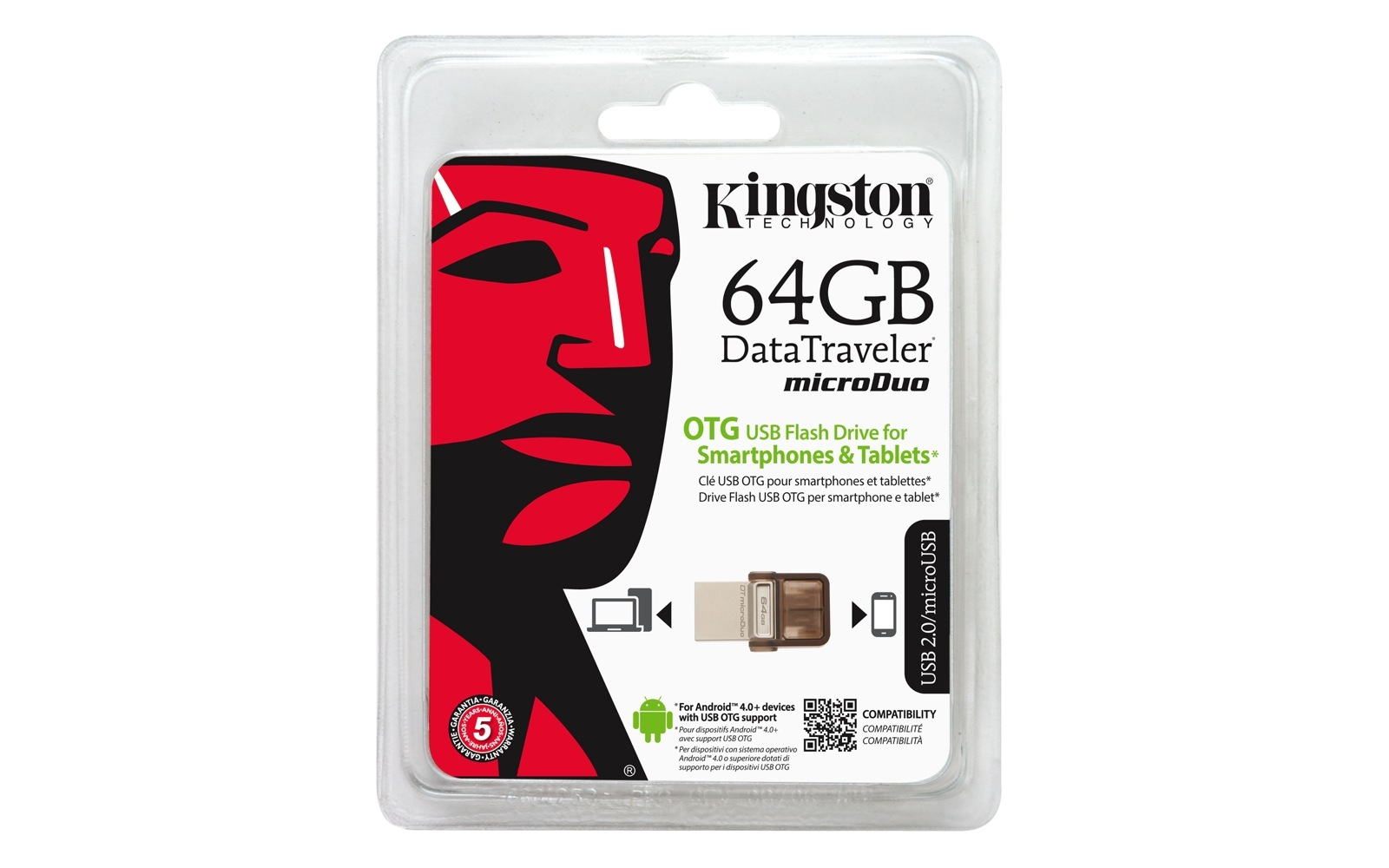 Foto de Kingston microDuo USB (27/27)
