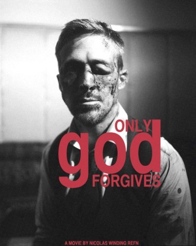 El teaser póster de Only God Forgives