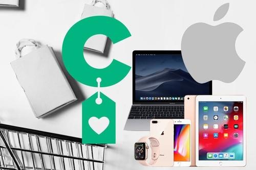 Los mejores chollos de la semana en productos Apple: iPhone, iPad, MacBook y Watch a precios rebajados