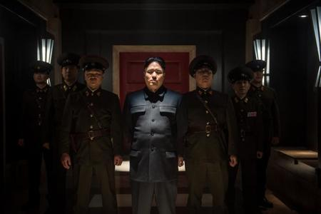 Randall Park es Kim Jong-un en The Interview