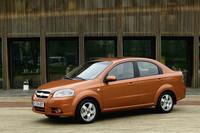 Pequeños cambios en la gama Chevrolet Aveo