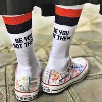 Los calcetines piden (a gritos) ser los protagonistas de tu look