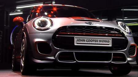Auto Show de Detroit 2014: MINI John Cooper Works Concept