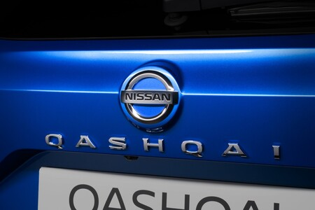 Nissan Qashqai 2021 Lgo