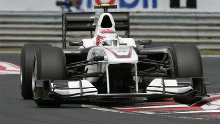 GP de Hungría de Fórmula 1: Carrerón de Kamui Kobayashi (III)