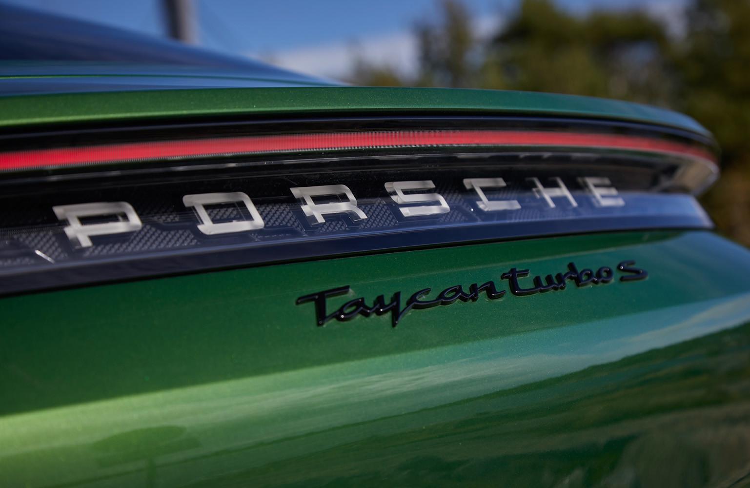 Foto de Porsche Taycan prueba contacto (197/275)
