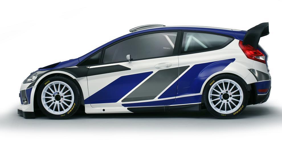 Foto de Ford Fiesta RS WRC (3/27)