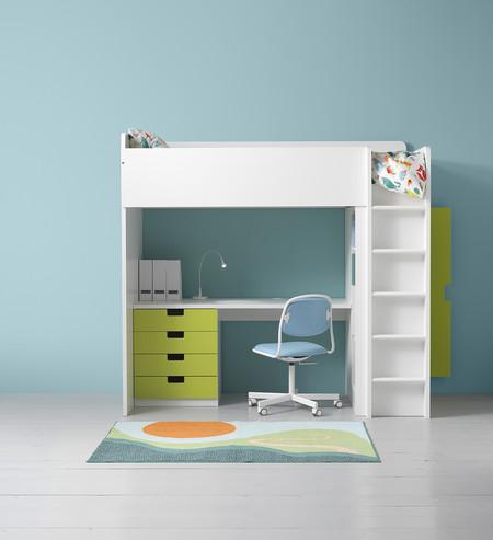 Cat logo ikea 2018 novedades en dormitorios infantiles - Ikea habitaciones de ninos ...