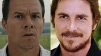 'The Fighter', Christian Bale entrena a Mark Wahlberg