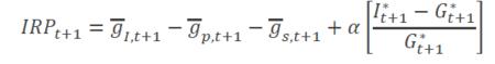 Formula Irp